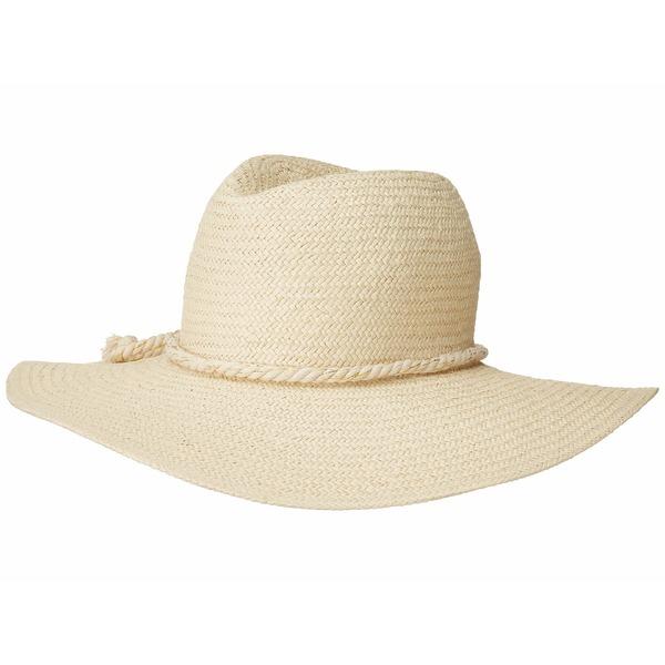 ハットアタック レディース 帽子 アクセサリー Cove Hat Natural/Rope