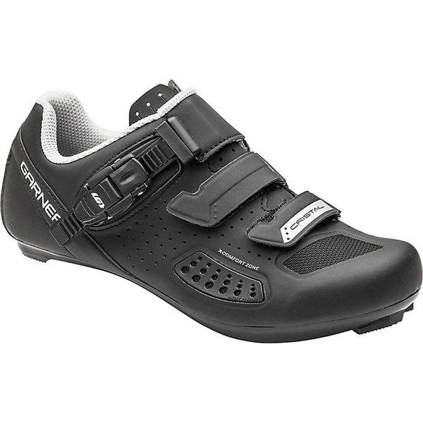 イルスガーナー レディース サイクリング スポーツ Louis Garneau Women's Cristal II Shoe Black