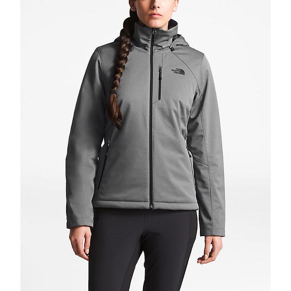 ノースフェイス レディース ジャケット&ブルゾン アウター The North Face Women's Apex Elevation 2.0 Jacket TNF Medium Grey Heather