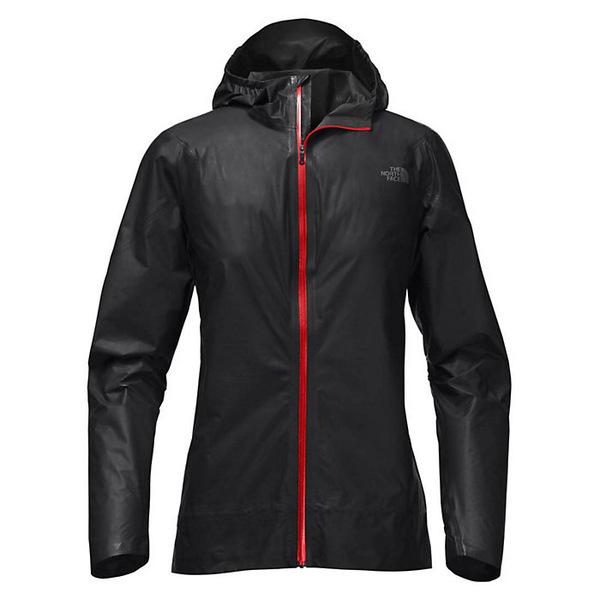 ノースフェイス レディース ジャケット&ブルゾン アウター The North Face Women's HyperAir GTX Trail Jacket TNF Black / Juicy Red