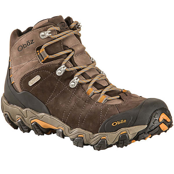 オボズ メンズ ハイキング スポーツ Oboz Men's Bridger Mid BDry Boot Sudan