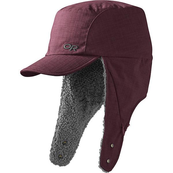 アウトドアリサーチ メンズ 帽子 アクセサリー Outdoor Research Whitefish Hat Raisin