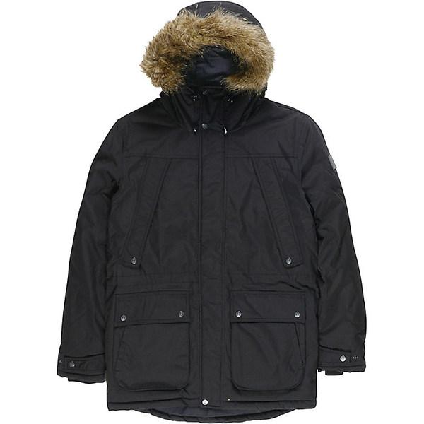 エレメント メンズ ジャケット&ブルゾン アウター Element Men's Fargo Jacket Flint Black