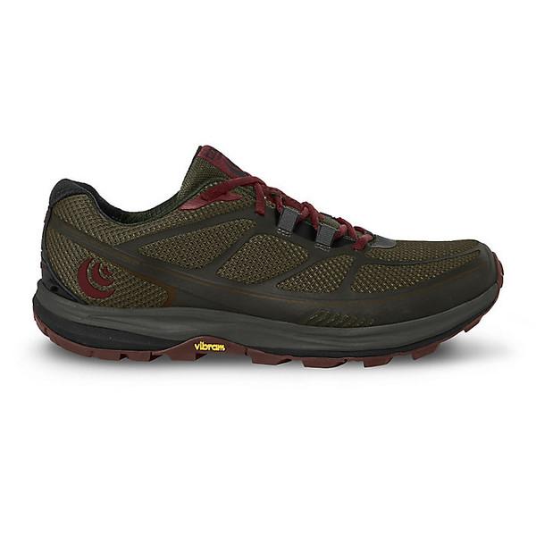 トポアスレチック レディース ランニング スポーツ Topo Athletic Women's Terraventure 2 Running Shoe Olive / Raisin