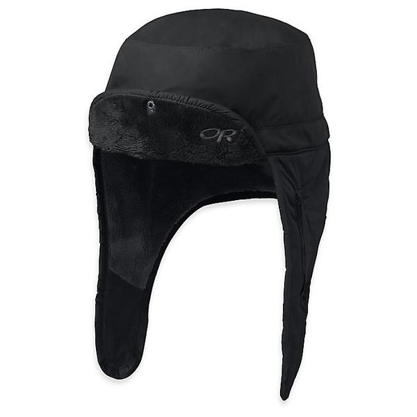 アウトドアリサーチ メンズ 帽子 アクセサリー Outdoor Research Frostline Hat Black