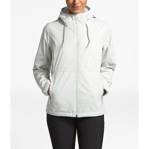 ノースフェイス レディース ジャケット&ブルゾン アウター The North Face Women's Arrowood Triclimate Jacket Tin Grey / TNF White