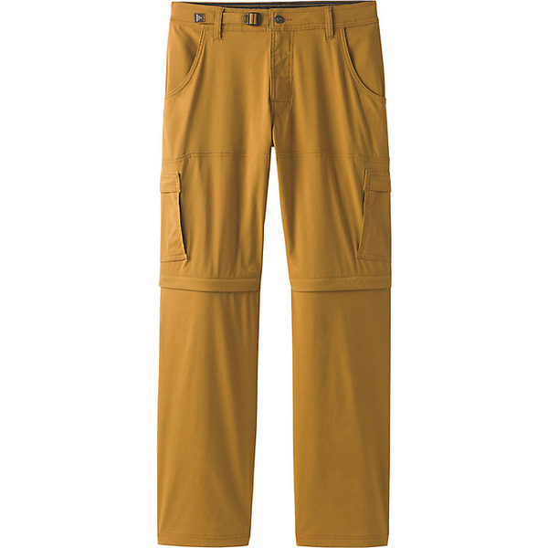 プラーナ メンズ ハイキング スポーツ Prana Men's Stretch Zion Convertible Pant Bronzed