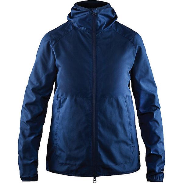 フェールラーベン レディース ジャケット&ブルゾン アウター Fjallraven Women's High Coast Shade Jacket Navy