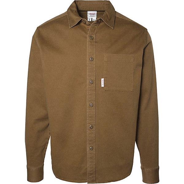 トポ・デザイン メンズ シャツ トップス Topo Designs Men's Dirt Shirt Deep Khaki