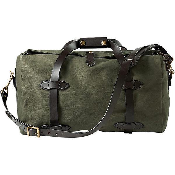 フィルソン レディース ボストンバッグ バッグ Filson Small Duffle Bag Otter Green