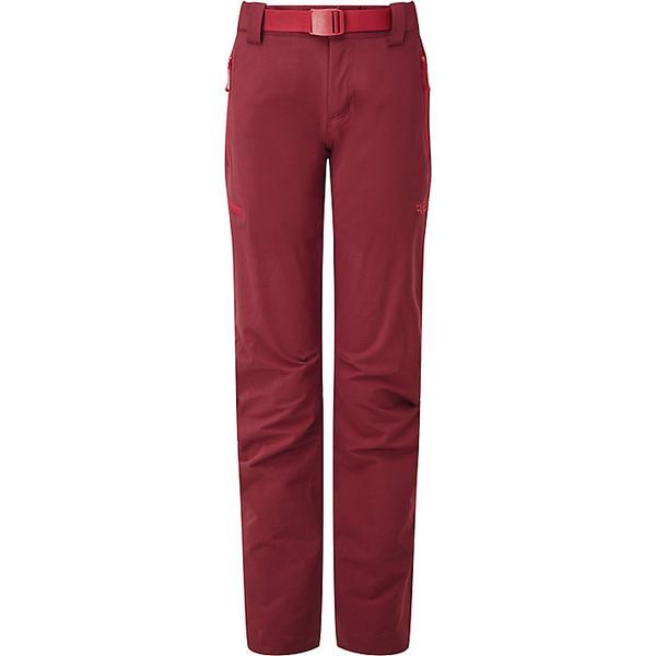 ラブ レディース ハイキング スポーツ Rab Women's Vector Pant Dark Crimson