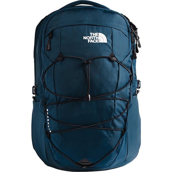 ノースフェイス メンズ バックパック・リュックサック バッグ The North Face Borealis Backpack Blue Wing Teal / TNF Black