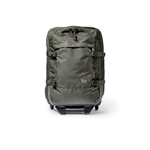 フィルソン レディース ボストンバッグ バッグ Filson Dryden 2-Wheel Carry-On Bag Otter Green