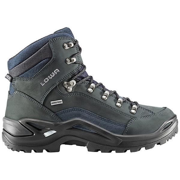 ロワブーツ メンズ ハイキング スポーツ Lowa Men's Renegade GTX Mid Boot Dark Grey / Navy