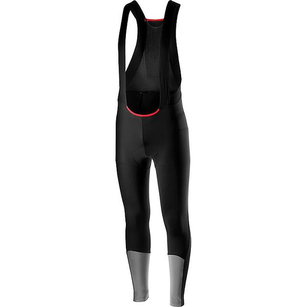 カステリ メンズ サイクリング スポーツ Castelli Men's Nano Flex Pro 2 Bibtight Black
