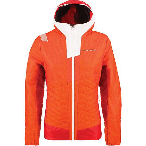ラスポルティバ レディース ジャケット&ブルゾン アウター La Sportiva Women's Elysium Primaloft Jacket Pumpkin / Garnet