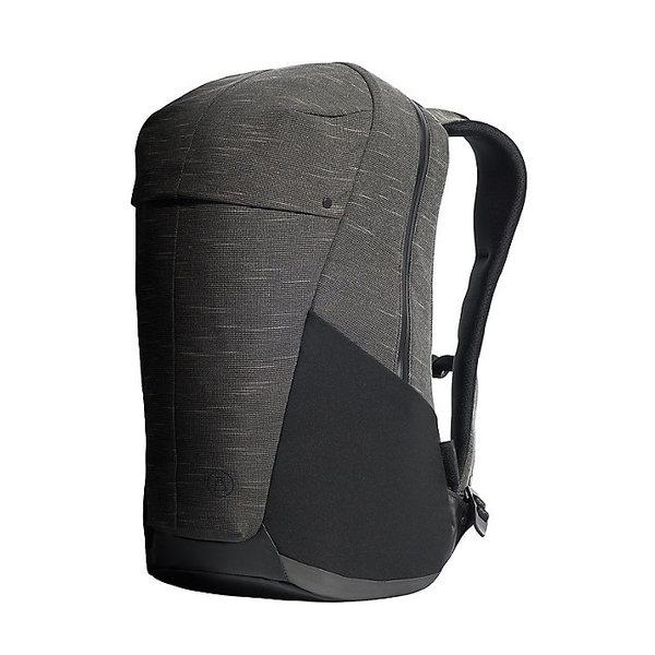 アルケミーエキップメント メンズ バックパック・リュックサック バッグ Alchemy Equipment 20L Softshell Daypack Black Slub Weave