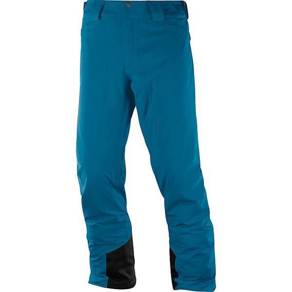 サロモン メンズ ハイキング スポーツ Salomon Men's Icemania Pant Moroccan Blue