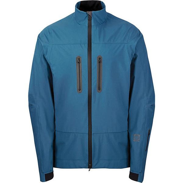 66ノース メンズ ジャケット&ブルゾン アウター 66North Men's Stadarfell Light Neoshell Jacket Petrol