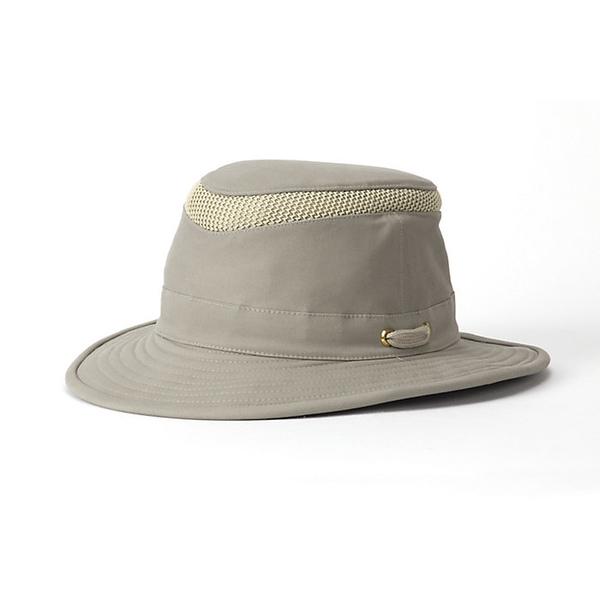 ティリー? メンズ 帽子 アクセサリー Tilley Airflo Organic Medium Brim Hat Khaki/Olive