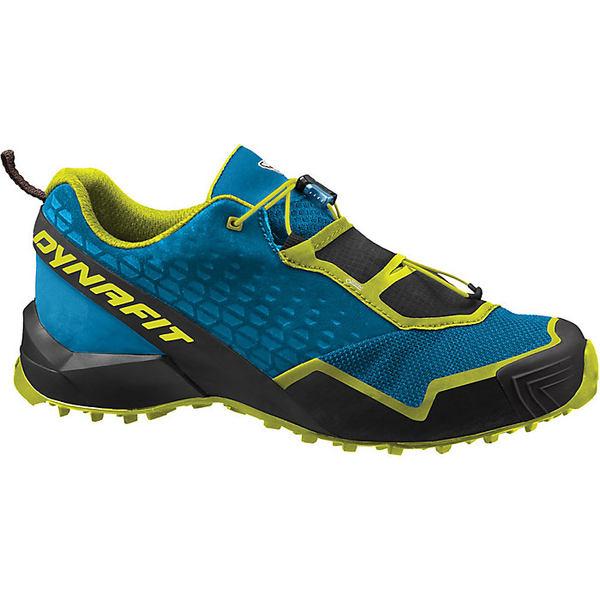 ダイナフィット メンズ ランニング スポーツ Dynafit Men's Speed MTN GTX Shoe Mykonos Blue / Lime Punch
