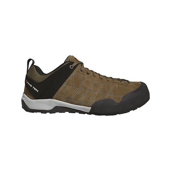 ファイブテン メンズ ハイキング スポーツ Five Ten Men's Guide Tennie Shoe Dark Cargo / Black / Unity Orange