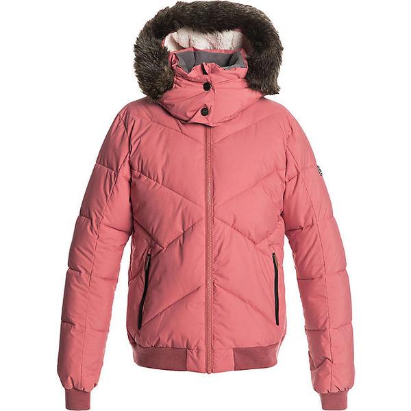 ロキシー レディース ジャケット&ブルゾン アウター Roxy Women's Hanna Jacket Dusty Cedar