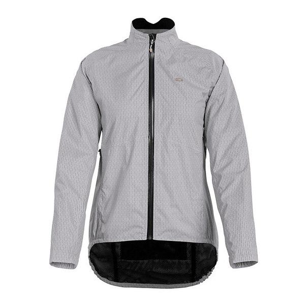 スゴイ レディース ジャケット&ブルゾン アウター Sugoi Women's Zap Bike Jacket Light Grey Zap