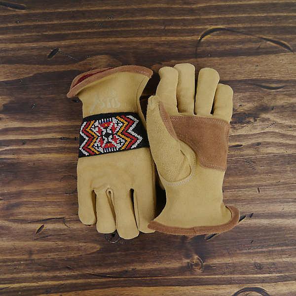 アスティス レディース 手袋 アクセサリー Astis Muchu Chhish Glove Tan