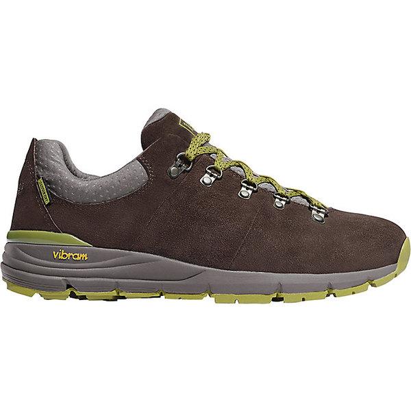 ダナー メンズ ハイキング スポーツ Danner Men's Mountain 600 Low 3IN Shoe Dark Brown / Lichen