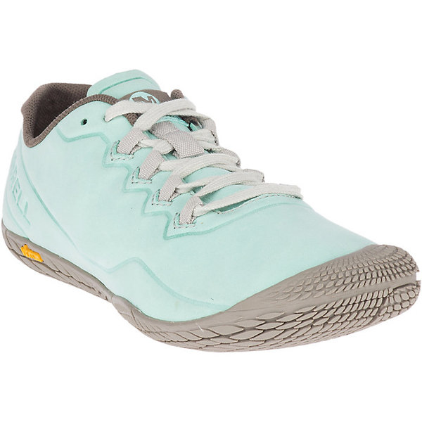 メレル レディース ハイキング スポーツ Merrell Women's Vapor Glove 3 Luna Leather Shoe Wave
