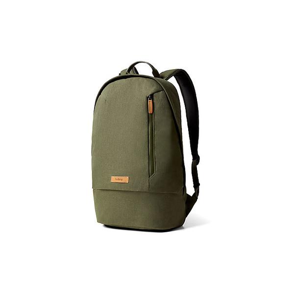 ベルロイ メンズ バックパック・リュックサック バッグ Bellroy Campus Backpack Olive