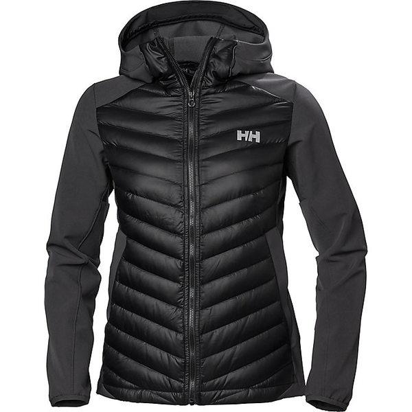 ヘリーハンセン レディース ジャケット&ブルゾン アウター Helly Hansen Women's Verglas Light Jacket Black