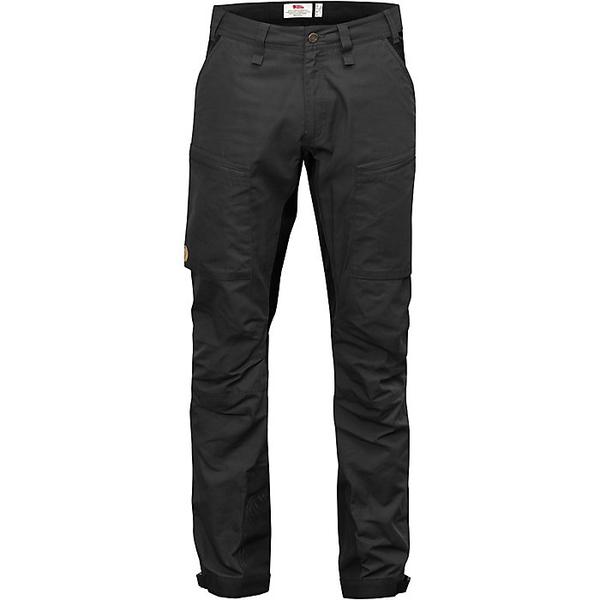 フェールラーベン メンズ ハイキング スポーツ Fjallraven Men's Abisko Lite Trekking Trousers Dark Grey