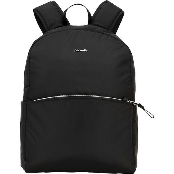 パックセーフ レディース ボストンバッグ バッグ Pacsafe Women's Stylesafe Backpack Black