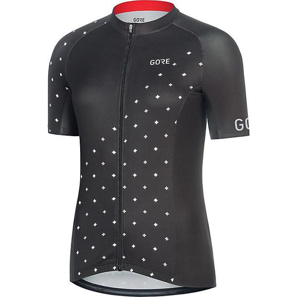 ゴアウェア レディース シャツ トップス Gore Wear Women's C3 Jersey Black / White