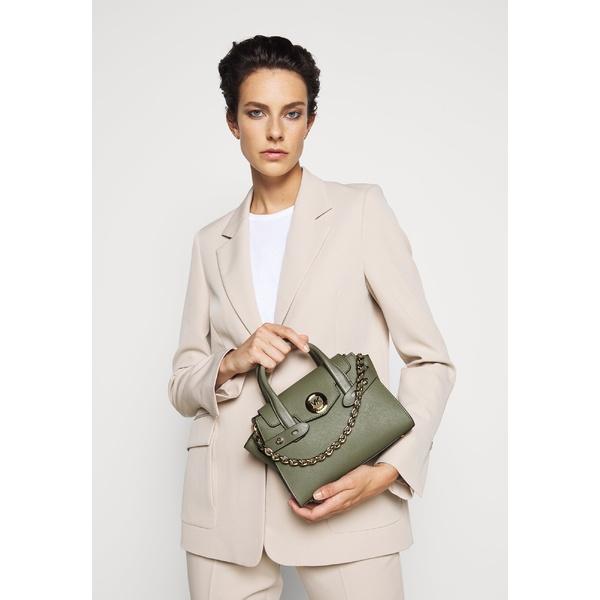 マイケルコース レディース 専門店 バッグ ハンドバッグ army マーケット green CARMENXS FLAP Handbag 全商品無料サイズ交換 axfl0199 -