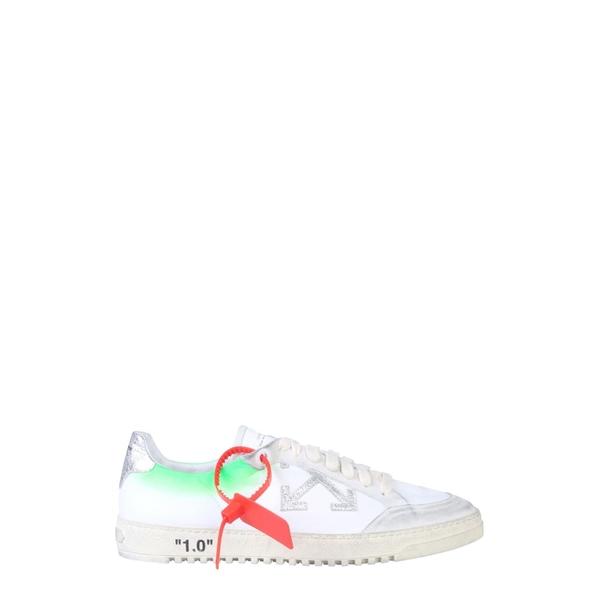 オフホワイト メンズ スニーカー シューズ Off-White 2.0 Low Sneaker BIANCO