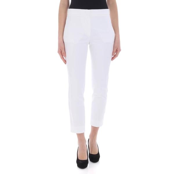 マックスマーラ レディース カジュアルパンツ ボトムス Trousers Max Mara ボトムス White - Papy Trousers White, 三方郡:eba061f8 --- officewill.xsrv.jp