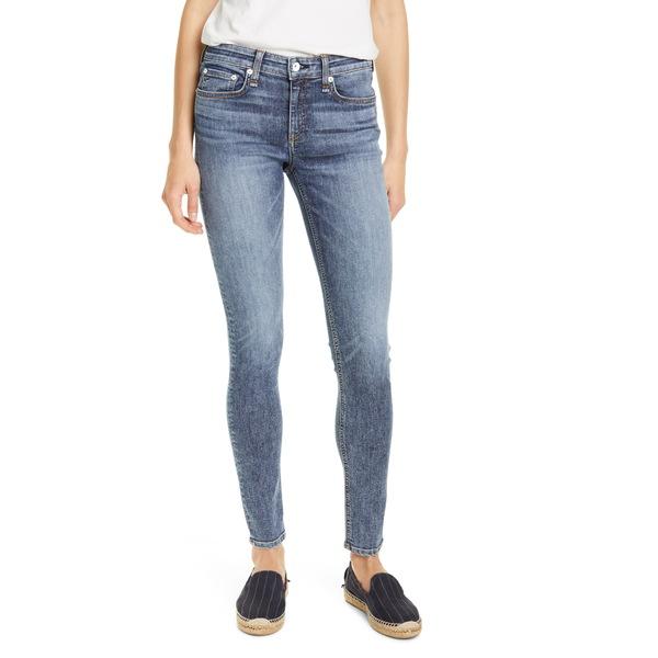 ラグアンドボーン レディース デニムパンツ ボトムス Cate Skinny Jeans Baxhill