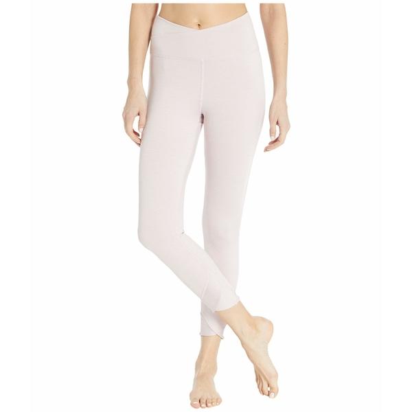 ナイキ レディース カジュアルパンツ ボトムス Yoga Wrap 7/8 Tights Plum Chalk/Heather/Barely Rose/Plum Chalk