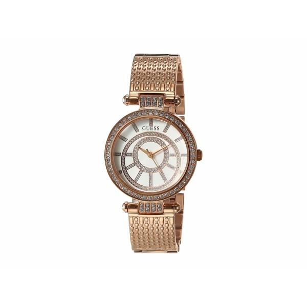 ゲス レディース 腕時計 アクセサリー W1008l3 Rose Gold
