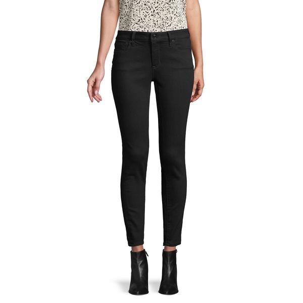 ダナキャランニューヨーク レディース デニムパンツ ボトムス Skinny Ankle Jeans Black
