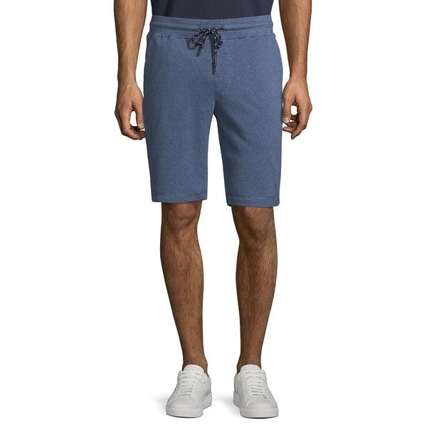 サーフサイドサプライ メンズ ハーフ&ショーツ ボトムス Heathered Drawstring Shorts Indigo Blue