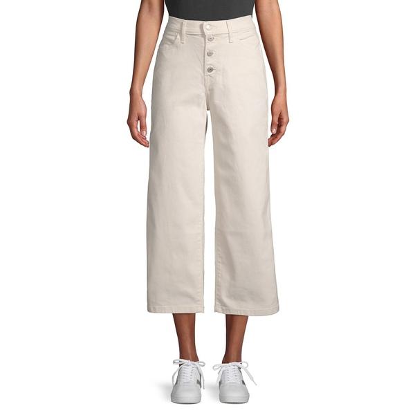 リーバイス レディース デニムパンツ ボトムス Mile High Cropped Wide-Leg Jeans Defined Twill