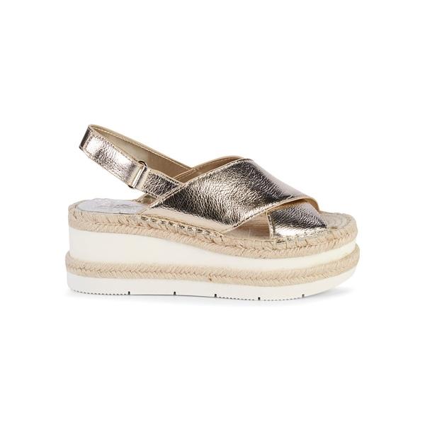 マーク・フィッシャー レディース サンダル シューズ Gandy Platform Slingback Sandals Silver