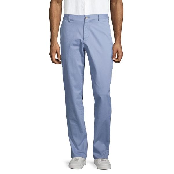 ブラック・ブラウン1826 メンズ カジュアルパンツ ボトムス Stretch-Cotton Pants Country Blue