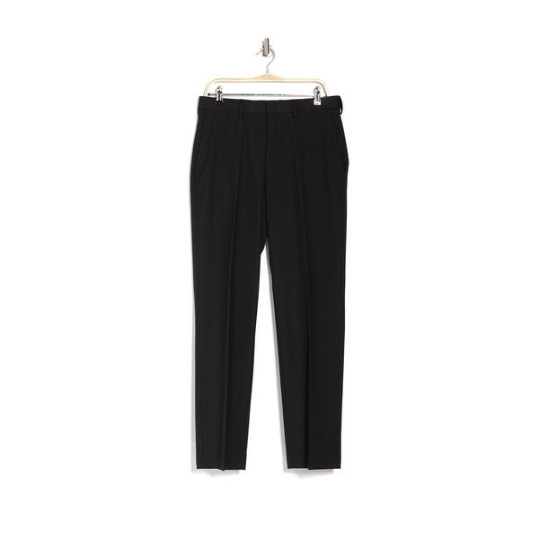 保障できる ハガール メンズ カジュアルパンツ ボトムス Stretch Classic Fit Pants BLACK, 岩内金物店 584b41af