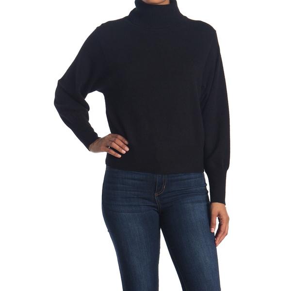 アウター ニット&セーター BLACK/CHALK 360カシミア Zyan レディース Sweater