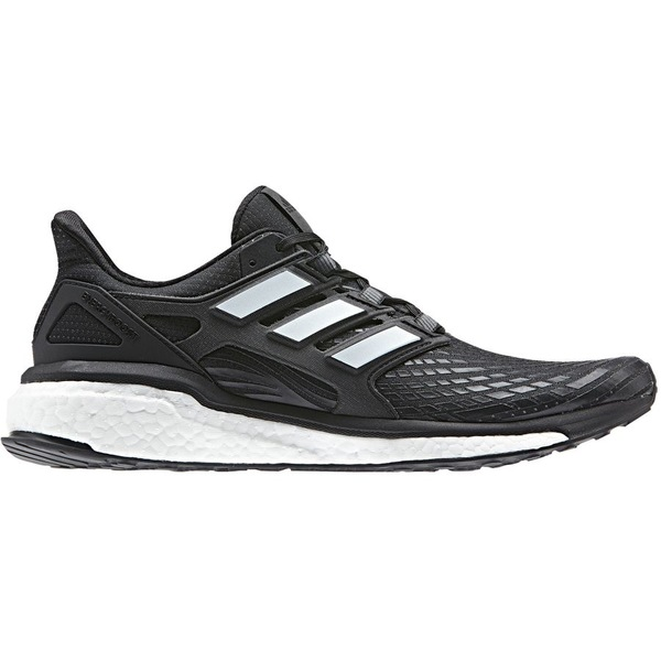 アディダス メンズ ランニング スポーツ Adidas Energy Boost Running Shoe - Men's Core Black/Footwear White/Footwear White